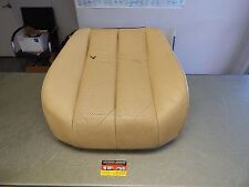 R129 300SL 500SL SL500 SL600 LOWER BUCKET SEAT CUSHION & LEATHER 90-95 BEIGE