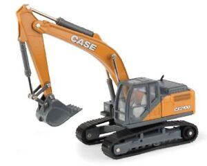Ertl 1/50 Scala Custodia CX210D Scavatore Modello Nuovo 14939