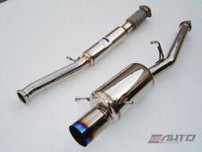 INVIDIA G200 125mm Titanium Tip Catback Exhaust for Subaru WRX STi 02-07
