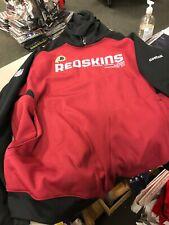 Washington Redskins  Hooded Sweatshirt Hoodie MEN'S  BURGUNDY/BLACK  REEBOK NFL