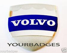 FEUILLE ALUMINIUM VOLVO Bouclier Voiture Badge Executive