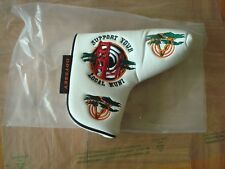ODYSSEY SUPPORT YOUR LOCAL MUNI LIMITED EDITION PUTTER HEADCOVER - NEW