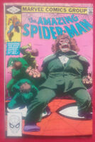 Marvel Comics THE AMAZING SPIDER-MAN #232 MR. HYDE (1982, FN+)