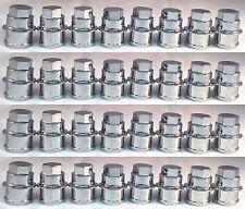 32 NEW CHROME Lug Nut COVERS CAP CHEVY GMC SILVERADO 1500 FULL SIZE TRUCK VAN