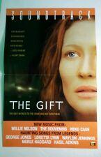 THE GIFT CATE BLANCHETT SDTK PROMO MUSIC 11x17 MOVIE POSTER