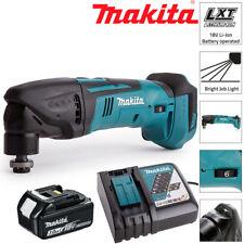Makita DTM50Z 18V LXT Oscilante Multi Herramienta Con 1 X 3.0Ah Batería Y Cargador