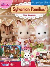 "Sylvanian Families ""Das Magazin"" Sonderheft  Nr. 1/20+Sammelfigur Epoch Neu OVP"