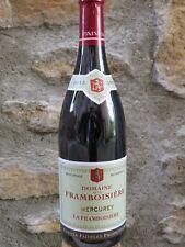 Mercurey 2013 Domaine de la Framboisière 75 cl