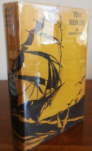 Joseph Conrad / The Rescue 1927 Reprint