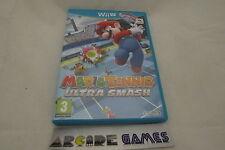 MARIO TENNIS ULTRA SMASH Wii U (complet, envoi suivi)