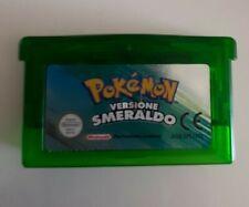 Pokemon smeraldo Italiano + pokemon ruby version 3 Affare!!