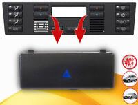BMW E39 X5 E53 A/C Panel de control de aire acondicionado - Botón Azul Enfriador