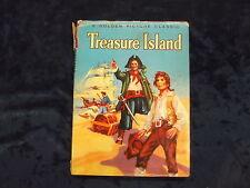 TREASURE ISLAND BY ROBERT LOUIS STEVENSON'S 1956 / HB * UK POST £3.25 *