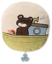 Nici 38158 Classic Bear & Fisch Bär Kissen Pillow 30cm Plüsch Kuschelkissen