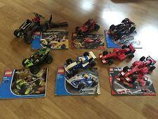 Lego, Ferrari, Racers, Auto, + BA