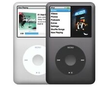 Apple iPod Classic 7th Gen 120GB - Silver or Black   Heavily Used Poor (C-Grade)