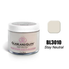 Glam and Glits Color Blend Nail Powder BL3010 - Stay Neutral 2oz