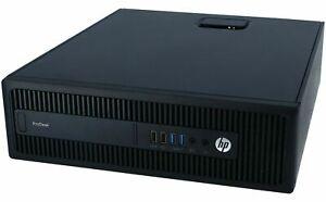 HP ProDesk 600 G2 SFF | i5-6500 @ 3.20GHz | 8GB RAM | 240GB SSD | Windows 10 Pro