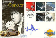 1996 Cars - Westminster Autographed Editions Off - Signed JEREMY CLARKSON