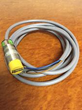 Turck Ni12U-EM18-AP6X 3 wire DC PNP Uprox