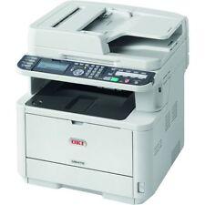 NIB Oki MB472DNW Multi-Function Printer Scanner Copier MB400 Series Monochrome