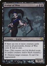 MTG X1: Avatar of Woe *FOIL* PDS: Graveborn, R, Light Play - FREE US SHIPPING!