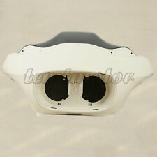 Unpainted ABS Headlight Inner Outer Fairing For Harley Road Glide FLTR 1998-2013