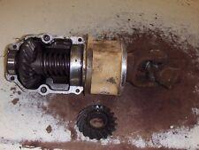 97 YAMAHA 350 BIG BEAR 2X4 ATV REAR OUTPUT GEAR W/ HOUSING & YOKE   U2516