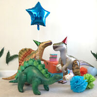 Jet Creations Dinosaur Inflatable Raptor Stegosaurus Spinosaurus Birthday Party
