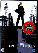 THE UNTOUCHABLES stars KEVIN COSTNER SEAN CONNERY VGC