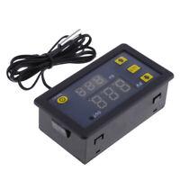 Digital Thermometer Thermostat Waterproof Sensor Temperature Controller 12V