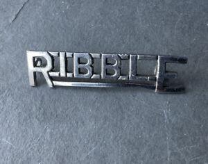 Vintage Ribble Buses Transport Bus Coach Drivers  Cap ? Badge National NBC