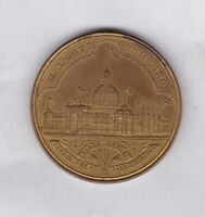 1893 CHICAGO COLUMBIA EXPOSITION MEDAL IN NEAR MINT CONDITION