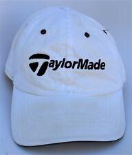 TaylorMade Golf Baseball Cap Hat Adjustable Strapback