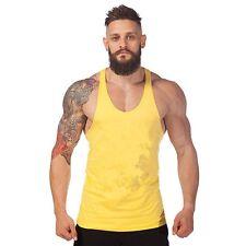 Mens Gym Bodybuilding Vests Best Workout Clothing Training Tank Tops M L XL 2XL