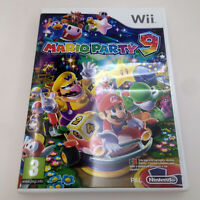 Mario Party 9   Nintendo Wii   CIB Acceptable Condition   PAL European Game