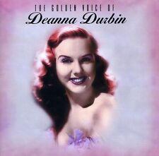 DEANNA DURBIN - THE GOLDEN VOICE OF DEANNA DURBIN [2005] NEW CD