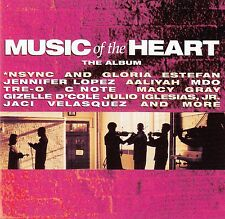 MUSIC OF THE HEART - THE ALBUM / ORIGINAL SOUNDTRACK / CD (EPIC/SONY MUSIC 1999)