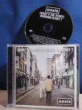 Oasis What's The Story Morning Glory? CD
