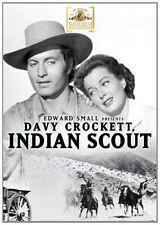 Davy Crockett, Indian Scout DVD - George Montgomery, Ellen Drew, Noah Beery Jr