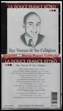 """RAY VENTURA """"La Douce France Rétro"""" (CD) Qu'est-ce qu'on attend ? ... 2002 NEUF"""