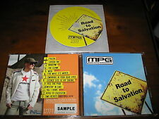 MPG(Martie Peters) / Road To Salvation JAPAN+1 PROMO!!!!! *K