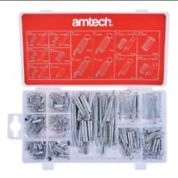 150 Set Assorted Coil Spring Small Metal Steel Expansion Compressed Springs