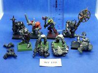 Warhammer Fantasy - Chaos Realms - Classic Chaos Warriors x8 - WF188
