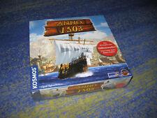 Anno 1503 le jeu de plateau Klaus Teuber (Catane) COSMOS NOUVEAU Allemand Pièce de collection