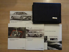 Audi A6 Avant Owners Handbook/Manual and Wallet 11-16