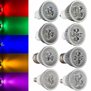 Dimmable LED Spot Lights GU10 MR16 E27 E14 B15 GU5.3 9W 12W 15W Bulbs Home Lamp
