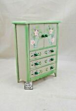Painted Wide Dresser EWDP2147 Fashion Doll dollhouse furniture 1/6 & 1/8 Scale