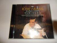 Cd  Swing When You're Winning von Robbie Williams (2001)