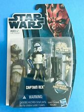 STAR WARS CLONE WARS CAPTAIN REX CW13 MOC